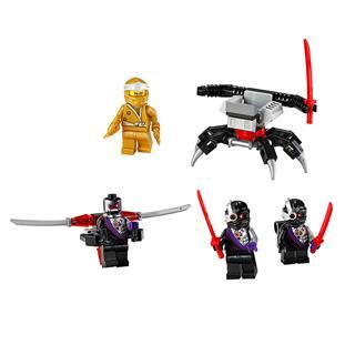 LEGO 40374 - LEGO NINJAGO - Zane kiegészítő szett