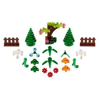LEGO 40376 - LEGO Exclusive - Novény kiegészítő szett