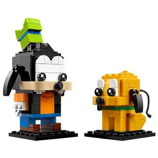 LEGO 40378 - LEGO Brickheadz - Goofy és Plútó