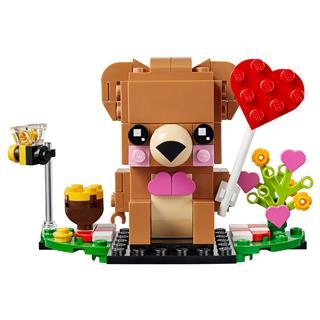 LEGO 40379 - LEGO Brickheadz - Valentin napi maci