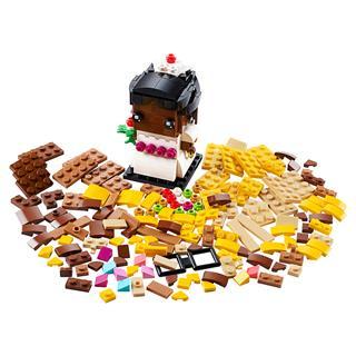 LEGO 40383 - LEGO Brickheadz - Menyasszony