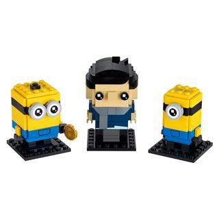 LEGO 40420 - LEGO Brickheadz - Stuart, Gru, Otto