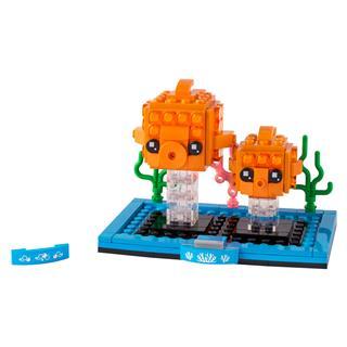 LEGO 40442 - LEGO Brickheadz - Aranyhal