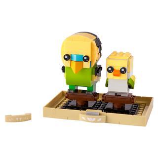 LEGO 40443 - LEGO Brickheadz - Törpepapagáj