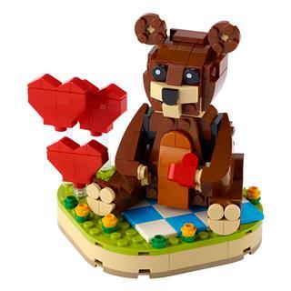 LEGO 40462 - LEGO Iconic - Valentin napi barna maci