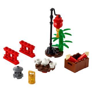 LEGO 40464 - LEGO Xtra - Kínai negyed