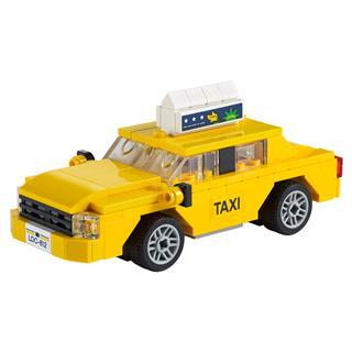LEGO 40468 - LEGO Creator - Sárga taxi