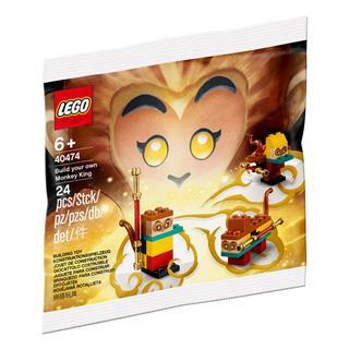 LEGO 40474 - LEGO Monkie Kid - Építsd meg a saját Monkey Kinged!