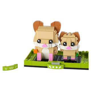 LEGO 40482 - LEGO Brickheadz - Hörcsög