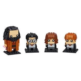LEGO 40495 - LEGO Brickheadz - Harry, Hermione, Ron és Hagrid™