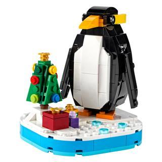 LEGO 40498 - LEGO - Karácsonyi pingvin