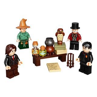 LEGO 40500 - LEGO Harry Potter - Varázsvilág minifigura kiegészít...