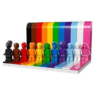 LEGO 40516 - LEGO Exclusive - Mindenki szupi szuper