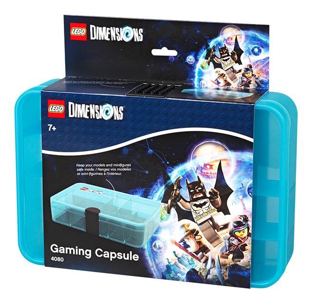 LEGO 40800000 - LEGO Dimensions - Minifigura tároló