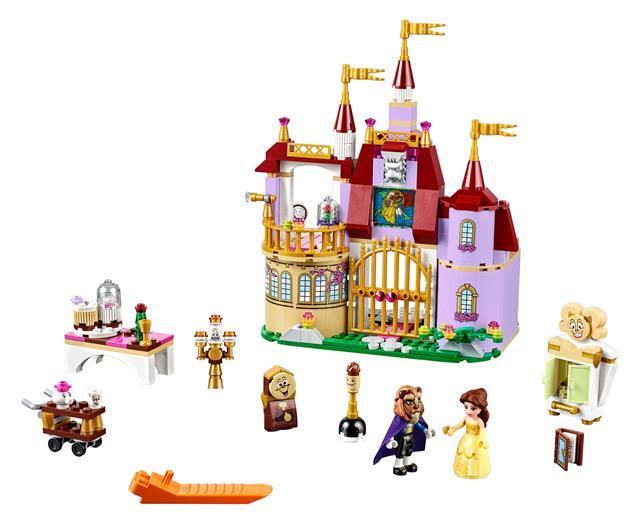 LEGO 41067 - LEGO Disney - Belle elvarázsolt kastélya