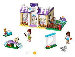 LEGO 41124 - LEGO Friends - Heartlake kiskutya gondozó