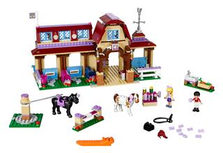 LEGO 41126 - LEGO Friends - Heartlake lovasklub