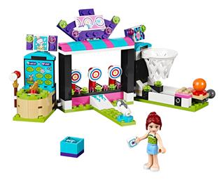 LEGO 41127 - LEGO Friends - Vidámparki szórakozás