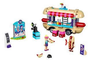 LEGO 41129 - LEGO Friends - Vidámparki hotdog árusító kocsi