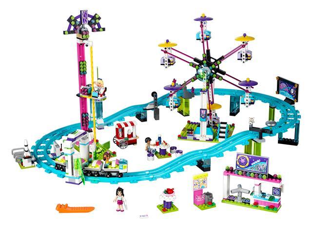 LEGO 41130 - LEGO Friends - Vidámparki hullámvasút