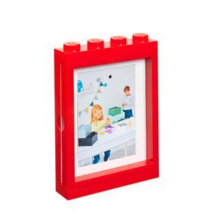 LEGO 41131730 - LEGO - Fotó képkeret - piros