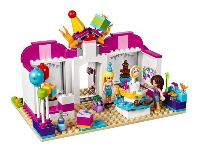 LEGO 41132 - LEGO Friends - Heartlake partikellék bolt