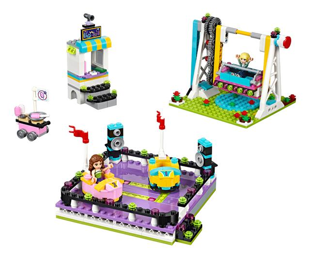 LEGO 41133 - LEGO Friends - Vidámparki dodzsem