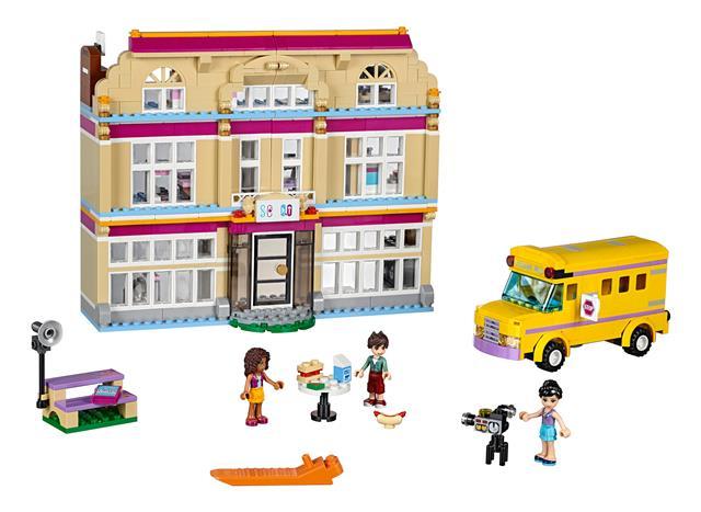 LEGO 41134 - LEGO Friends - Heartlake művészeti iskola