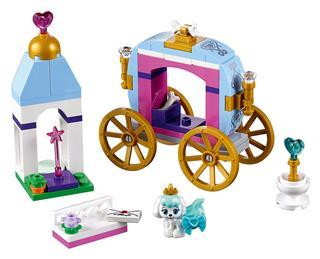 LEGO 41141 - LEGO Disney - Pumpkin királyi hintója