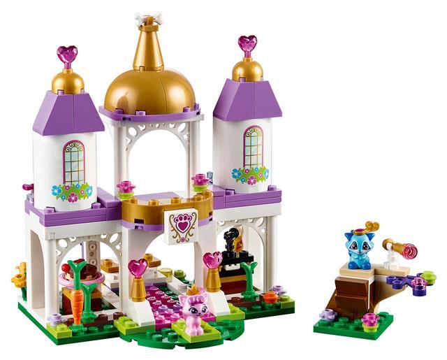 LEGO 41142 - LEGO Disney - A palota házi kedvenceinek kastélya
