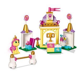 LEGO 41144 - LEGO Disney - Pöti királyi lovardája