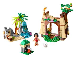 LEGO 41149 - LEGO Disney - Vaiana szigeti kalandja