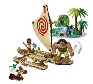LEGO 41150 - LEGO Disney - Vaiana óceáni utazása