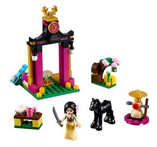 LEGO 41151 - LEGO Disney - Mulan kiképzése