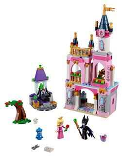 LEGO 41152 - LEGO Disney - Csipkerózsika mesebeli kastélya