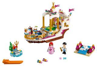 LEGO 41153 - LEGO Disney - Ariel királyi ünneplő hajója