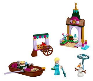 LEGO 41155 - LEGO Disney - Elsa piaci kalandja