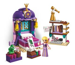 LEGO 41156 - LEGO Disney - Aranyhaj hálószobája a kastélyban