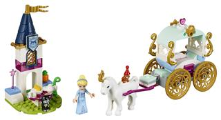 LEGO 41159 - LEGO Disney - Hamupipőke hintója