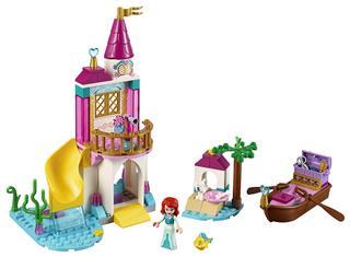 LEGO 41160 - LEGO Disney - Ariel tengerparti kastélya