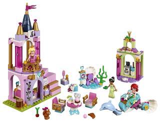 LEGO 41162 - LEGO Disney - Ariel, Aurora és Tiana királyi ünnepsége