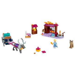 LEGO 41166 - LEGO Disney - Elza kocsis kalandja