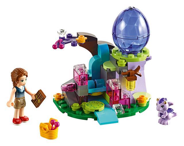 LEGO 41171 - LEGO Elves - Emily Jones és a kis szélsárkány