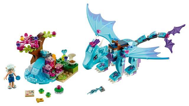 LEGO 41172 - LEGO Elves - Kaland a vizisárkánnyal