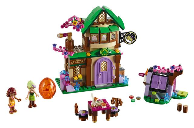 LEGO 41174 - LEGO Elves - Csillagfény fogadó