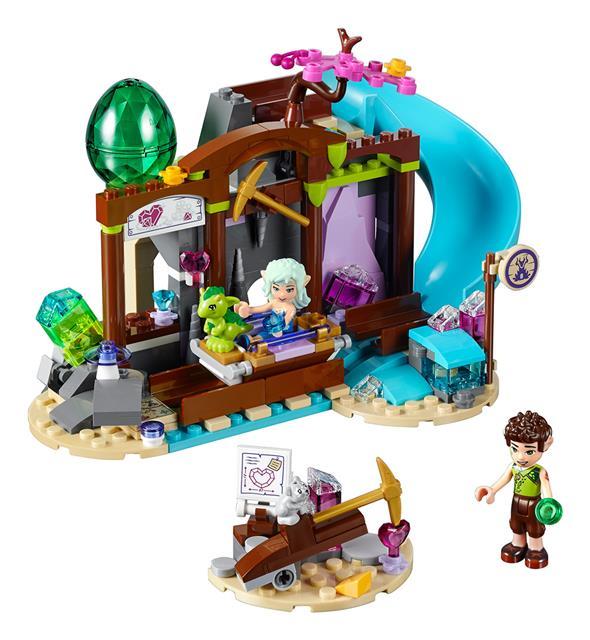 LEGO 41177 - LEGO Elves - Az értékes kristálybánya