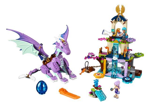 LEGO 41178 - LEGO Elves - A sárkány menedékhely