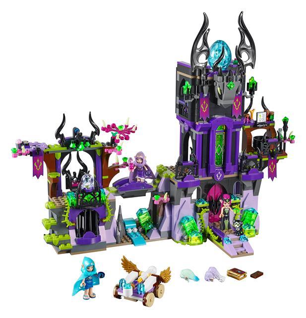 LEGO 41180 - LEGO Elves - Ragana bűvös árnyékkastélya