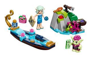 LEGO 41181 - LEGO Elves - Naida gondolája és a tolvaj manó