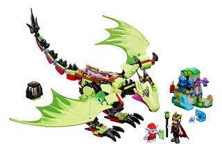 LEGO 41183 - LEGO Elves - A manókirály gonosz sárkánya